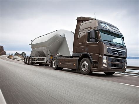 volvo trucks volvo fm trucks global edition environment friendly