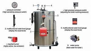 Oil Or Gas 300kg Steam Generator Sales Best Oil Boiler