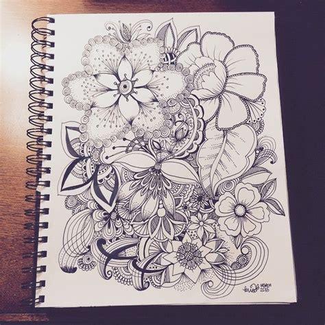 kc doodle art yodibujozendangle pinterest thigh