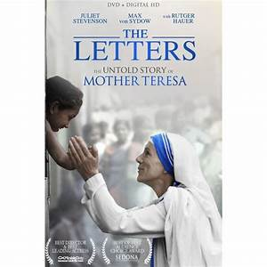 The letters the untold story of mother teresa dvd the for The letters the untold story of mother teresa