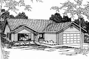 Traditional House Plans - Briggsdale 30-084 - Associated