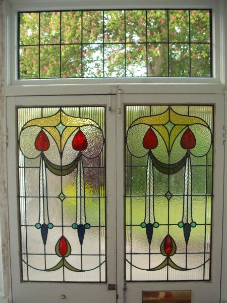 edwardian stained glass ed