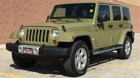commando jeep commando green wrangler autos post