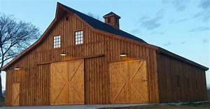 timber frame post beam barn builders rustic building With barn builders iowa