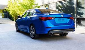 2019 Los Angeles Auto Show  2020 Nissan Sentra