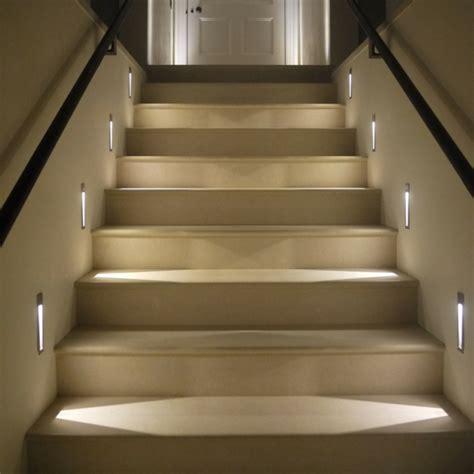 wohnideen led beleuchtung treppenhaus lässt die treppe unglaublich schön erscheinen