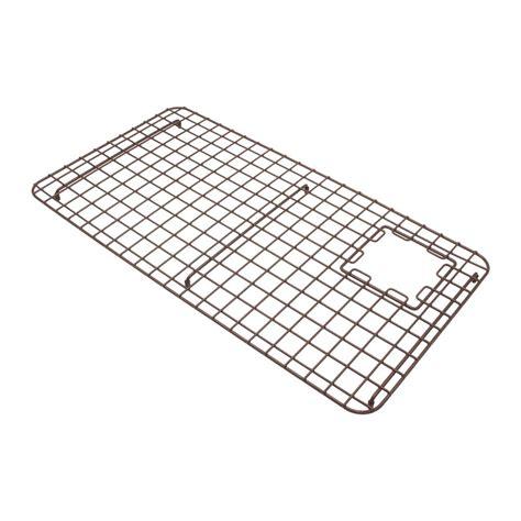 Kitchen Sink Bottom Grid by Sinkology Nouvel Copper Kitchen Sink Bottom Grid Heavy