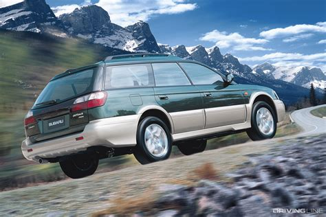 It's kind of a midsize crossover, kind of a station wagon with suv camouflage. Sport Utility Wagon: How the Subaru Outback Changed the ...