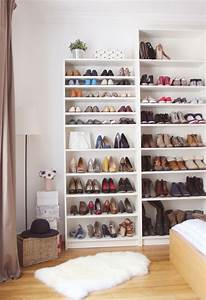 Rangement à Chaussures : shoesing en tag res billy d 39 ikea profondeur adapt e aux chaussures for me pinterest ~ Teatrodelosmanantiales.com Idées de Décoration