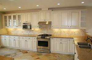 Finding the Right Cream Kitchen Cabinets - My Kitchen