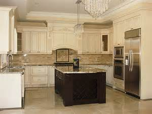 All White Kitchens White Appliances