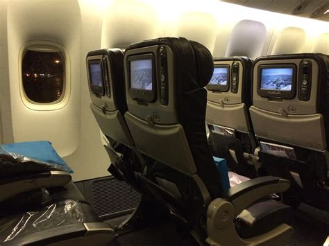 interieur d un boeing 777 avis du vol air austral st denis en economique