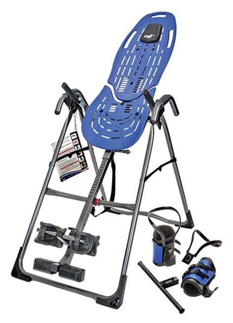 teeter inversion table instructional video teeter ep 560 inversion table