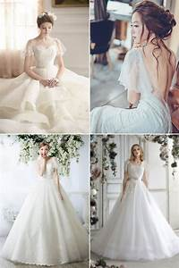 hide your arms in style 24 beautiful gowns for brides who With wedding dress cover up arms