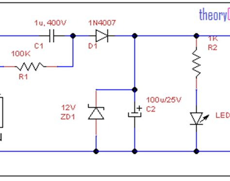 Led With Buzzer Archives Theorycircuit Yourself