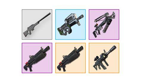 fortnite weapons  fortnite