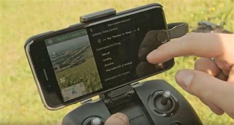 yuneec mantis  voice controll video tutorial infodronesit