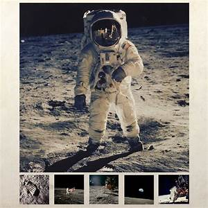 Moon Landing - 1969 by LabsOfAwesome on DeviantArt