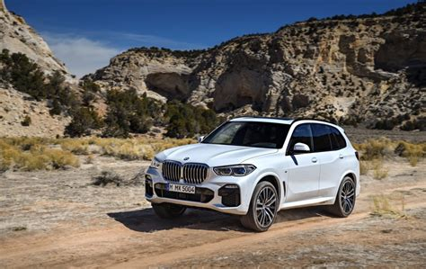 2019 Bmw X5 Adds More Tech And Power To Luxury Suv Slashgear