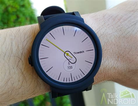 ticwatch  review  feature rich affordable entry