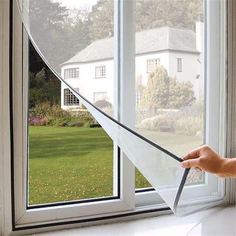 Las Tempel Velcro No 240 cortina malla anti mosquitos para ventana con velcro 4