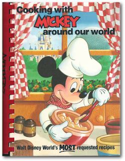 Kitchen Magic With Mickey Book by Decorate Your Kitchen With Mickey Mouse Celebrating 40
