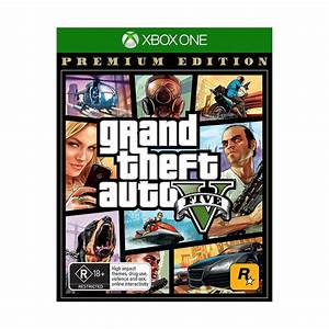 Grand Theft Auto V: Premium Edition   Xbox One   BIG W