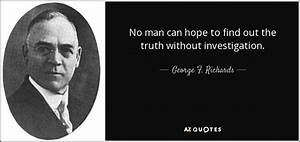 TOP 6 QUOTES BY GEORGE F. RICHARDS | A-Z Quotes