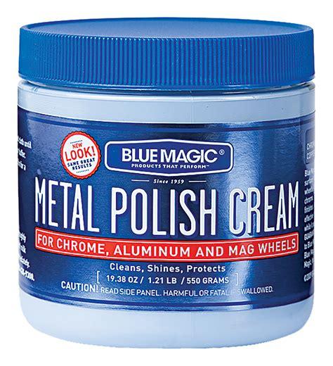 bluemagic oz metal polish jar