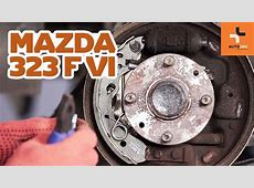 How to replace rear brake drums and rear brake pads on
