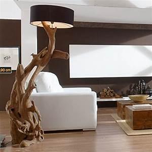Stehlampe Aus Treibholz : standlampe teak wurzelholz riaz xl 200cm stehlampe holz treibholz gro teakholz lampe ~ Markanthonyermac.com Haus und Dekorationen