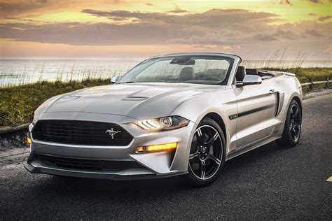 2019 Ford Mustang Gt California Special Hiconsumption