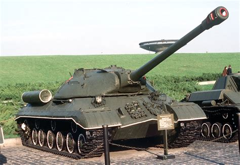 Is-3 / Js-3 (josef Stalin) Heavy Tank Tracked Combat