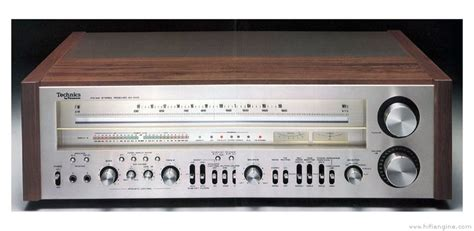 Mirror Mv by Technics Sa 1000 Manual Am Fm Stereo Receiver Hifi