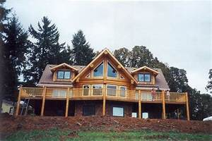 97 best images about Log Homes on Pinterest | Lake cabins ...