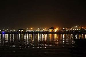Night view of ECO PARK, NEW TOWN, KOLKATA, COURTESY - ECO ...