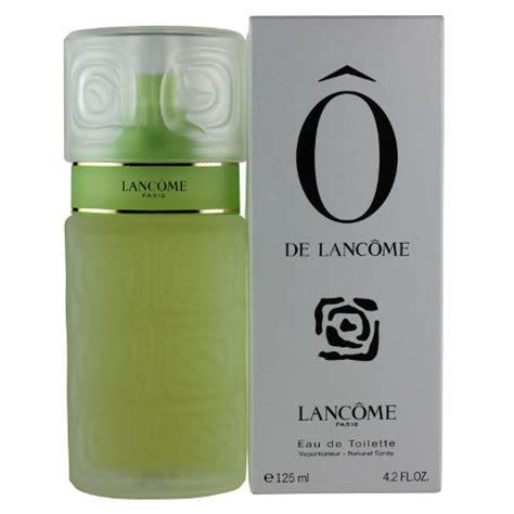 o de lancome by lancome for eau de toilette spray 4 2oz tester palm perfumes