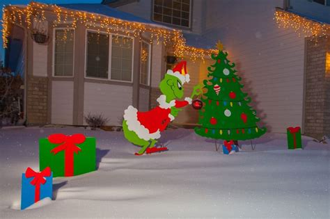 diy christmas yard decorations diy projects christmas