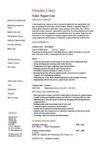Professional Resume Of Sales And Marketing
