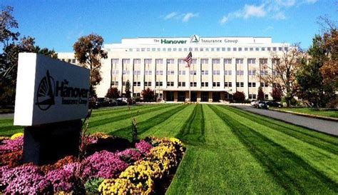 hanover insurance group  worcester names