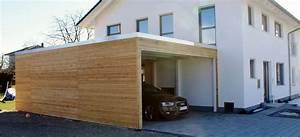 Carport An Hauswand : carports individuell und hochwertig von carportdesign24 ~ Orissabook.com Haus und Dekorationen