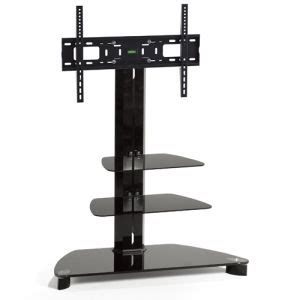 china metal and glass tv stands for plasma tv led lcd