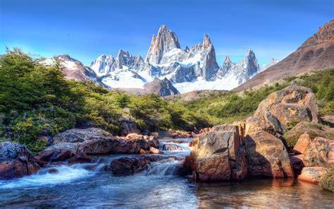 Mountain Wallpaper Patagonia  Hd Desktop Wallpapers  4k Hd