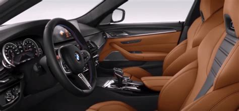 bmw interior colors 2018 bmw m5 interior colors dpccars