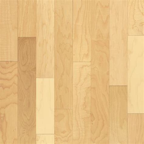 "5"" Natural Maple  Kennedale Prestige Wide Plank Bruce"