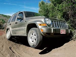 2005 Jeep Liberty Crd Limited Review