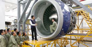 aircraft maintenance engineering  xiamen china study