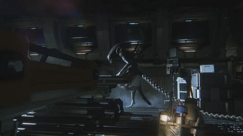 Alien Isolation Hands On In Space No One Can Hear You Get