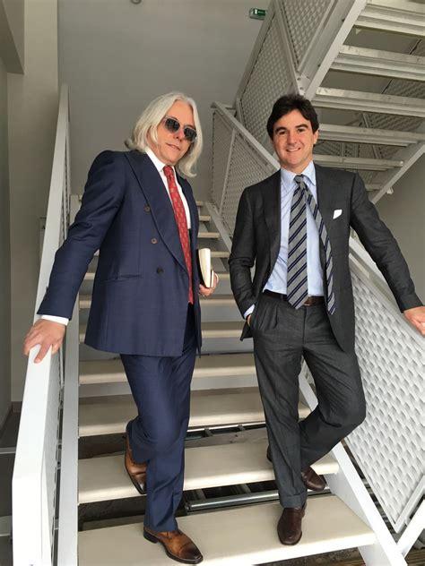 cravate  nonchalance parisian gentleman