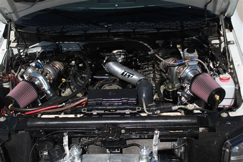 Ford Raptor Engine Upgrades by Upp Ford 150 Raptor Turbo Kit Pressure
